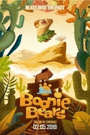 Boonie Bears: Blast Into the Past