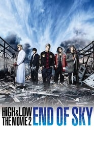 HiGH & LOW the Movie 2/End of SKY